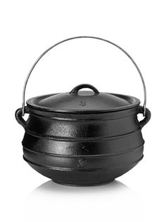 50% OFF Guro Cast Iron Poy-Ke 3 Without Legs (Rings) African Cast Iron Pot #home #Home