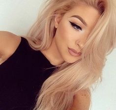 26 Best Champagne Blonde Hair Images Gorgeous Hair Great Hair