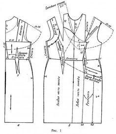 Сарафан для полных — выкройка (шитье и крой) | Журнал Вдохновение Рукодельницы