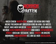 Ein paar gruselige Horrorfacts ;)