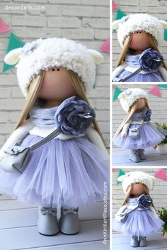 Homemade Dolls, Cute Baby Gifts, Be, Soft Dolls, Diy Doll, Cute Dolls, Fabric Dolls, Girl Dolls, Cute Babies