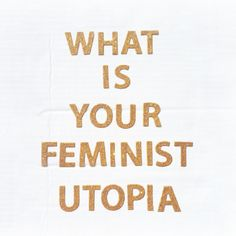 Submit to The Feminist Utopia Project