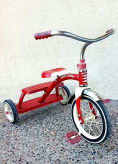 Radio Flyer - tricycle