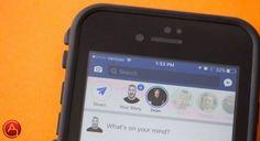 تطبيق #فيس_بوك يضيف ميزة آخر المحادثات لإظهار المشاركات العامة  #الاخبار_التقنية  http://lnk.al/4k3N