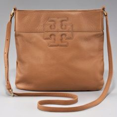 Tory Burch all-season crossbody. Want!