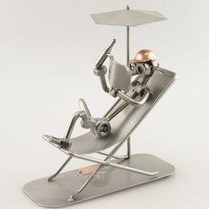 Leisure Gift Ideas - Sunbather - Steelman