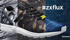 Psst: rare adidas ZX Flux Exklusiv-Designs in Leo, Camo & mehr online! | Sports Insider Magazin