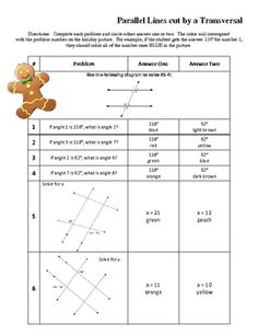 math worksheet org transversals free parallel lines with transversals extra practice worksheet. Black Bedroom Furniture Sets. Home Design Ideas