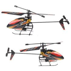 Brinquedo WL Toys Helicóptero RC Helicopter Gyro V911 RTF Red and Black #Brinquedo #WL Toys