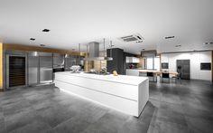#Modula in Sri Lanka #design #kitchens  Camagni Ceylon #Corian®