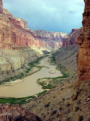 Gotta go rafting on the Colorado River in the Grand Canyon!