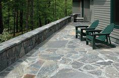Stone Patios / Walkways : Great Lakes Stone