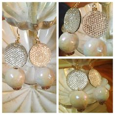 Princess Fireworks Earrings  https://www.facebook.com/pages/Krystal-Bijoux-Jewelry/122721656004