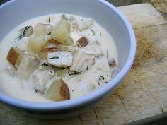 Nate's Fish Chowder Recipe | by nate steiner