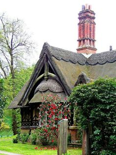 Suffolk, what incredible thatching