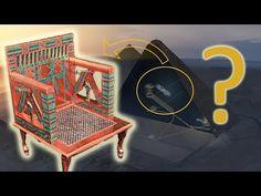 (438) ¿Un Gran Trono de Hierro Extraterrestre dentro de la Gran Pirámide? - YouTube
