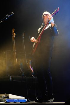 Nick Beggs with the Steven Wilson Band!!! Photo by Toni François (tono.tv)