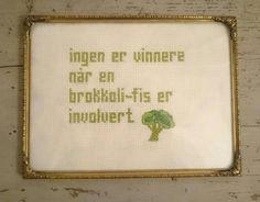 Slik pynter du til jul med geriljabroderier - kultur - Dagbladet.no