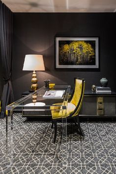 Stanton Carpet in style Revel in this beautiful room by Brendan Wong Design
