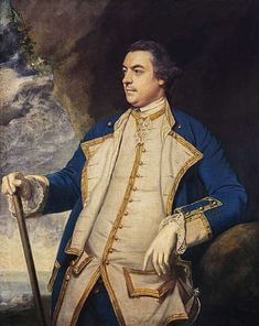 Joshua Reynolds - Captain Adam Duncan, later Admiral Duncan and First Viscount of Camperdown 1750