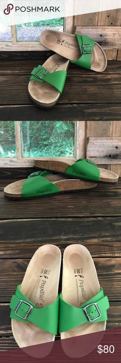 Papillo Birkenstocks (39) Worn only a handful of times. In near perfect condition. Birkenstock Shoes Sandals