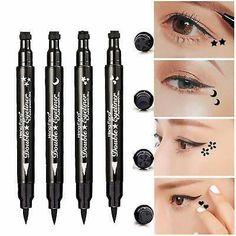 #SimpleEyeliner Crayon Eyeliner, Winged Eyeliner Stamp, Waterproof Eyeliner, Simple Eyeliner, Perfect Eyeliner, Black Eye Makeup, Black Eyeliner, Smudged Eyeliner, Makeup Products