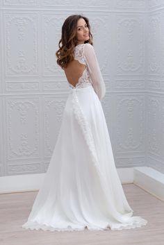 Robe de mariée Marie Laporte 2015 - Modèle Angelique 2