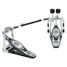 Tama Iron Cobra 200 Series Double Kick Drum Pedal | HP200PTW