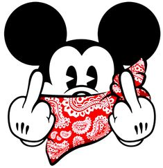 Paul Mason Sticks Two Mickey Mouse Fingers Up At George Osborne Retro Disney, Disney Art, Art Pop, Wallpaper Do Mickey Mouse, Disney Kunst, Dope Art, Mickey Minnie Mouse, Graffiti Art, Iphone Wallpaper