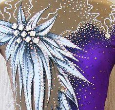 Образцы декорирования костюмов 2 :: Арт-ателье «Блеск»