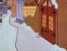 Animation Backgrounds: December 2009