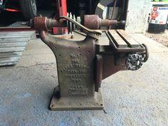 Burke Machine Tool Co USA No 1 Small Milling Machine Model Engineer Antique | eBay