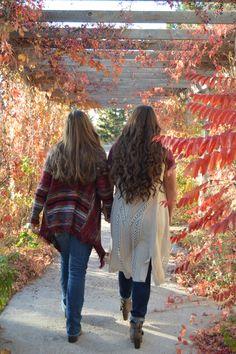 Fall Sister Walk