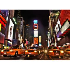 Sticker géant New York Taxi 2,6 x3,6 m