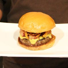 Best Bacon Burgers in the US: Umamicatessen in Los Angeles