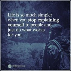 Life is really simple but we insist on making it complicated.    #fridayfeeling #flashbackfriday