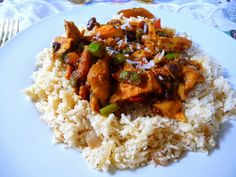 SPLENDID LOW-CARBING BY JENNIFER ELOFF: Poultry: Chicken curry