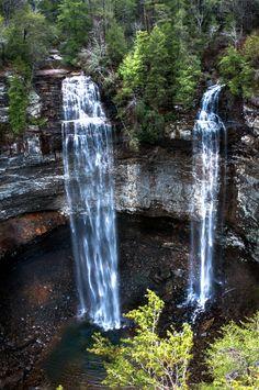 Fall Creek Fall's State Park