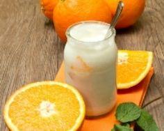 Mousse de fromage blanc à la cannelle et à l'orange (facile, rapide) - Une recette CuisineAZ