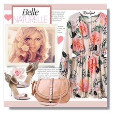 """Belle Naturelle"" by jenny007-281 ❤ liked on Polyvore"