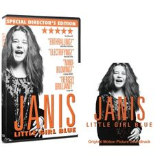 Through electrifying archival footage, exclusive interviews and rare personal letters, this documentary examines the meteoric rise and untimely fall of one of the most iconic and influential rock 'n' roll singers of all time: Janis Joplin. The original soundtrack follows her transformation from coffeehouse folkie to the iconic rock singer she was. Save when you buy the DVD and CD together.