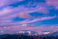 Wow, awesome colours in the sky, Falls Creek, NSW, Australia | Chris Hocking
