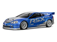 RC car Integra Type R Nitro RS4 3 HPI-511 - NITRO Touring 1:8 / 1:10 - Hobby Ostrov - online shop of rc-models