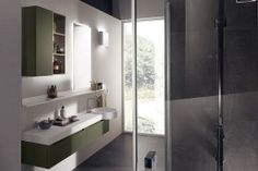 cool Customized Elegance: Tasteful Trio of Exquisite Bathrooms from Scavolini Check more at http://www.interiordesignnewideas.com/customized-elegance-tasteful-trio-of-exquisite-bathrooms-from-scavolini.html