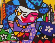 Uptown by Romero Britto