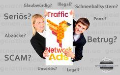 Traffic-Network-Ads – TNA | Seriöses RevShare oder erneute Abzocke?