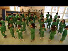 Baile para el día de la Paz 2014 - YouTube