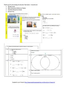 Periodic table of ions printable periodic chart of ions pdf nuclear chemistry task cards urtaz Choice Image