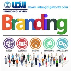 The process involved in creating a unique name and image for a product in the consumers' mind, mainly through advertising campaigns with a uniform theme. Branding aims to build a significant and differentiated presence in the market that attracts and retains loyal customers. Loyal Customer, Unique Names, Digital Marketing, Campaign, Advertising, Mindfulness, Branding, Image, Brand Management