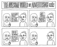Life In An Advertising Agency - 4